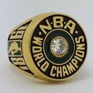 1981 Boston Celtics Basketball Championship ring replica size 10 US
