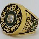 1981 Boston Celtics Basketball Championship ring replica size 11 US