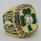 1984 Boston Celtics Basketball Championship ring replica size 10 US