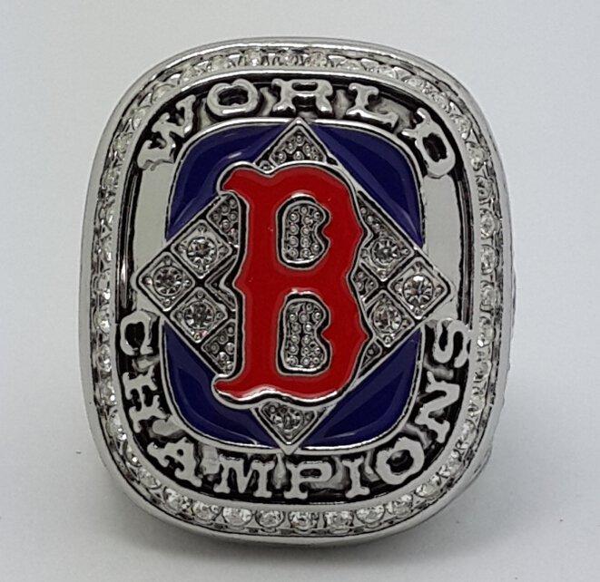 2004 Boston Red Sox Baseball championship ring size 11 US