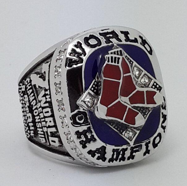 2007 Boston Red Sox Baseball championship ring size 9-13 US