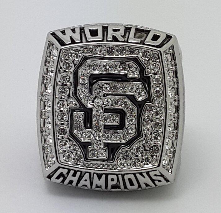 2012 San Francisco Giants world series MLB Ring Baseball championship ring size 11 US