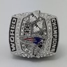 2003 New England Patriots super bowl championship ring size 11 US