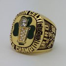 1986 Boston Celtics Basketball Championship ring BIRD replica size 10 US