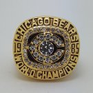 1985 Chicago Bears XX super bowl championship ring size 11 US