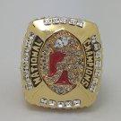 2011 Alabama Crimson Tide NCAA Football College Championship ring size 11 US