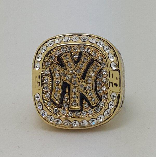 1999 New York Yankees MLB Baseball championship ring size 11 US