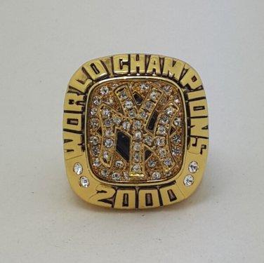 2000 New York Yankees Baseball championship ring size 11 US