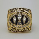 1988 San Francisco 49ers XXIII Ring super bowl championship ring size 11 US