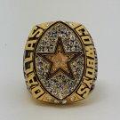 1992 Dallas Cowboys super bowl championship ring size 11 US