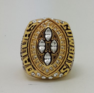 1993 Dallas Cowboys super bowl championship ring size 11 US