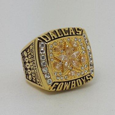 1995 Dallas Cowboys super bowl championship ring size 10 US