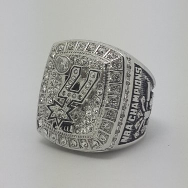 2014 San Antonio Spurs DUNCAN Basketball Championship ring replica size 12 US
