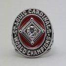 1964 St Louis Cardinals MLB ring Baseball championship ring size 11 US