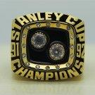 1992 NHL Pittsburgh Penguins championship ring size 10 US