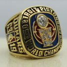 1989 Detroit Pistons ring Basketball Championship ring replica size 12 US