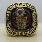 1989 Detroit Pistons ring Basketball Championship ring replica size 11 US