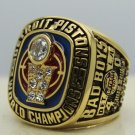 1989 Detroit Pistons ring Basketball Championship ring replica size 10 US