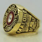 1983 Philadelphia 76ers ring Basketball Championship ring Malone replica size 11 US