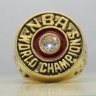 1983 Philadelphia 76ers ring Basketball Championship ring Malone replica size 10 US