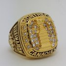 1960 NHL Montreal Canadiens Hockey championship ring size 12 US