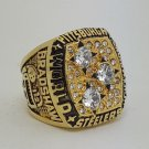 1978 Pittsburgh Steelers SIZE 9-13 super bowl championship ring