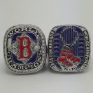 2PCS Boston Red Sox 2004 2013 Baseball championship ring MLB ring size 11 US