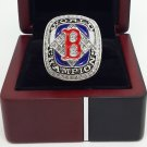 2004 Boston Red Sox Baseball championship ring MLB size 11 US WITH WOODEN BOX
