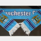 134x17cm Manchester City football soccer scarf neckerchief fan souvenirs