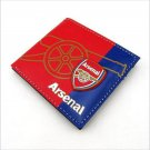 110x98 Arsenal wallet football soccer purse PU fashion beauty souvenior