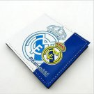 110x98 Real Madrid wallet football soccer purse PU fashion souvenior