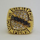 1994 NHL New York Rangers Hockey championship ring size 9-13 US