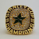 1999 Dallas Stars NHL Hockey stanely cup Championship ring 9-13 US