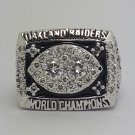 1980 Oakland Raiders super bowl championship ring size 9-13 US