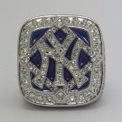 2009 New York Yankees Baseball championship ring size 11 US back soild