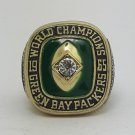 1965 Green Bay Packers NFC National Football Championship ring size 11 US
