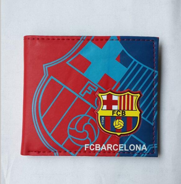 110x98 spain Barcelona wallet football soccer purse PU fashion beauty