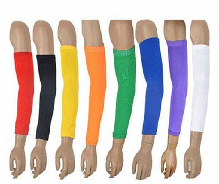 1PC baseball golf basketball sport shooting sleeve Stretch wristband arm band sleeve