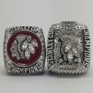 A Set 2010 2013 Chicago Blackhawks Stanley Cup NHL Hockey championship rings size 11 US Solid