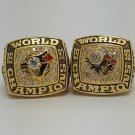 1992 1993 Toronto Blue Jays MLB World Series Baseball championship rings size 9-13 US