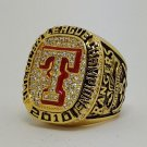 2010 Texas Rangers AL American League baseball championship ring size 11 US