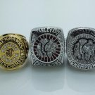 1961 2013 2015 Chicago Blackhawks Stanley Cup NHL Hockey championship rings size 8-14 US Solid