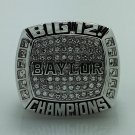 2014-2015 Baylor Bears Big 12 National championship ring 8-14S