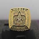2009 New Orleans Saints XLIV super bowl ring size 8-14 US