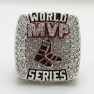 2013 Boston Red Sox MVP World Series Baseball championship ring MLB size 8-14 US