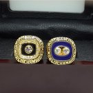 A set Miami Dolphins 1972 1973 super bowl championship ring size 11 US with wooden case