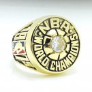Golden State Warriors 1975 BARRY Basketball Championship ring replica size 9-13 US