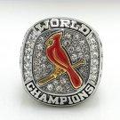 2011 St Louis Cardinals MLB ring Baseball championship ring size 11 US