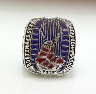 2013 Boston Red Sox Baseball championship ring MLB ring size 11 US