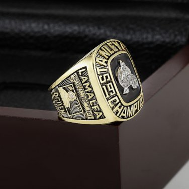 1996 COLORADO AVALANCHE Stanley Cup Championship ring size 10-13 US + Box